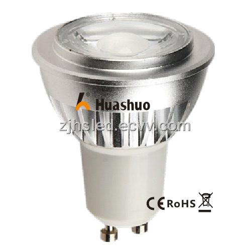 LED spotligt 5W 6.5W 7W,Ra>80,differenct Angle