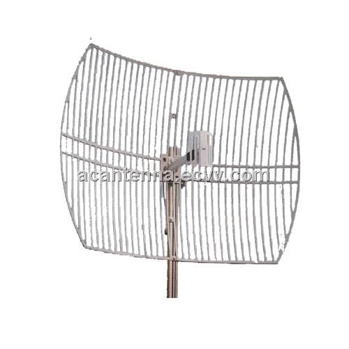 Outdoor High Gain WLAN 2 4GHz 24dBi WIFI Grid Parabolic Antenna