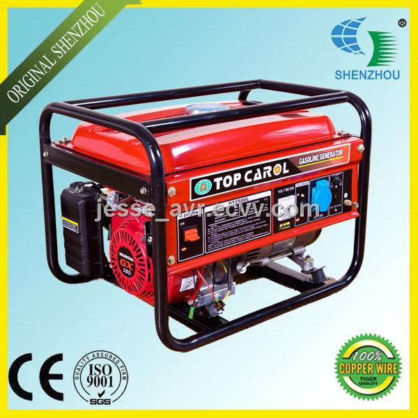 Single Phase / Three Phase DY3000L_01( Gasoline Generator )