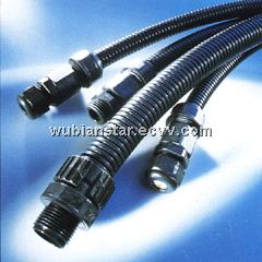 Split Wire Loom Tubing / Corrugated Cable Conduit Tube purchasing ...