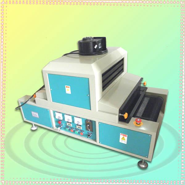 UV-450S desktop uv tube screen printer uv curing machine