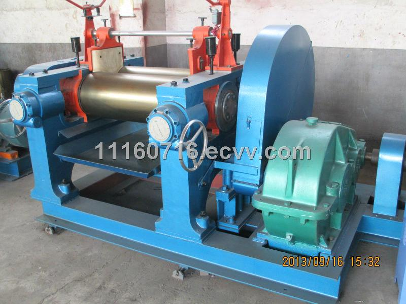 XK-360 Open type rubber mixing mill machine in qingdao