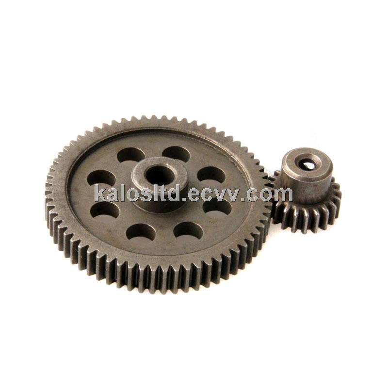 Spur Gear For 10 1 Rc Car Repair Parts From China Manufacturer