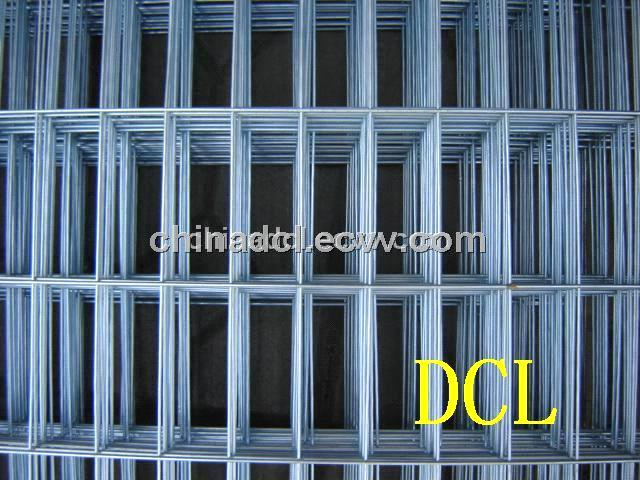 galvanised concrete Welded Wire Mesh panel purchasing, souring agent ...