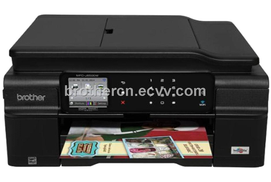 Brother MFC-J650DW All-in-One / Multi-Function Compact Inkjet Printer