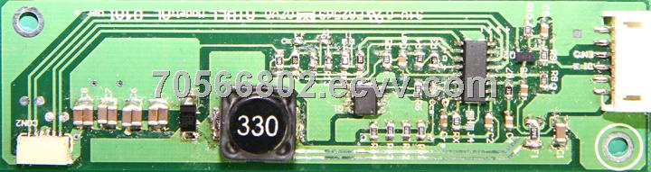 Dc to Dc converter for LED backlight