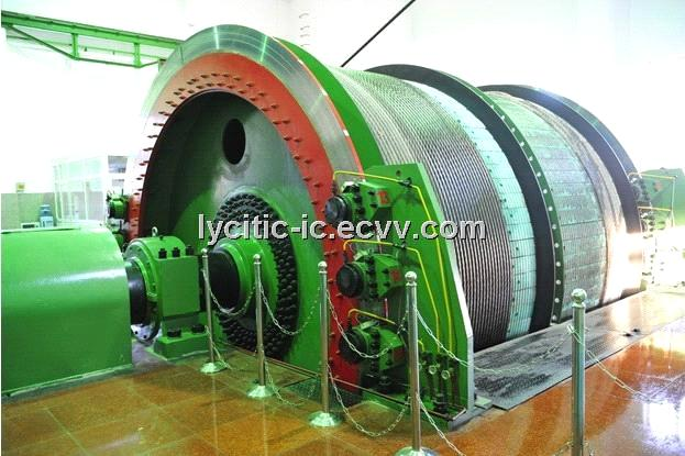JK Model Single-Rope Winding Type Mine Hoister