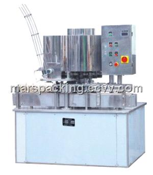 4 Heads Rotary Can Seaming Machine