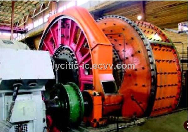 AG Mill for Iron Ore Grinding