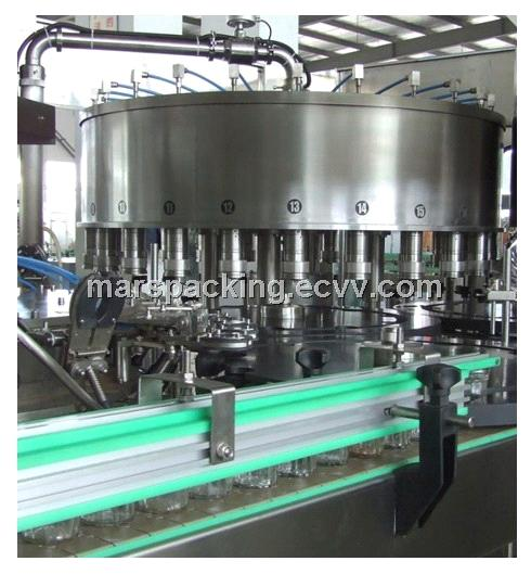 Aluminum Can Filling Sealing Machine