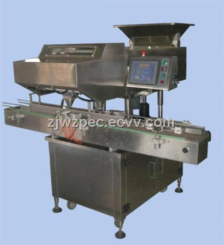CCD Automatic Counting & Filling Machine