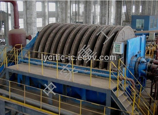 GPY Series Disc Filter for Coal Flotation