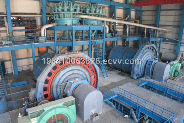 Hot sell iron ore processing machine with reasonable price (100TPH)