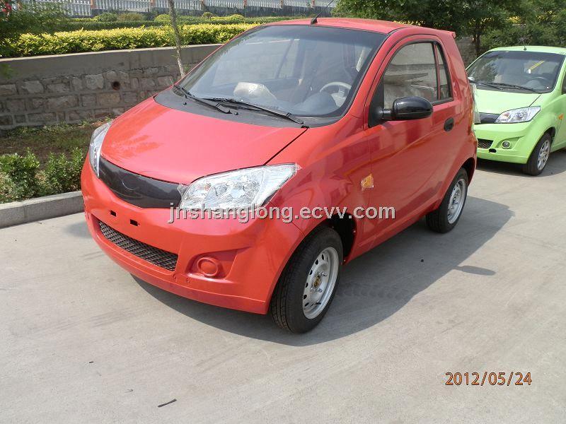 T-King EEC Certification 2 Doors Electric Car EVO2 purchasing ...