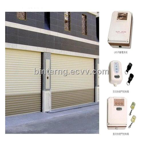 Bintronic Control Box For Fast Rolling Door From Taiwan