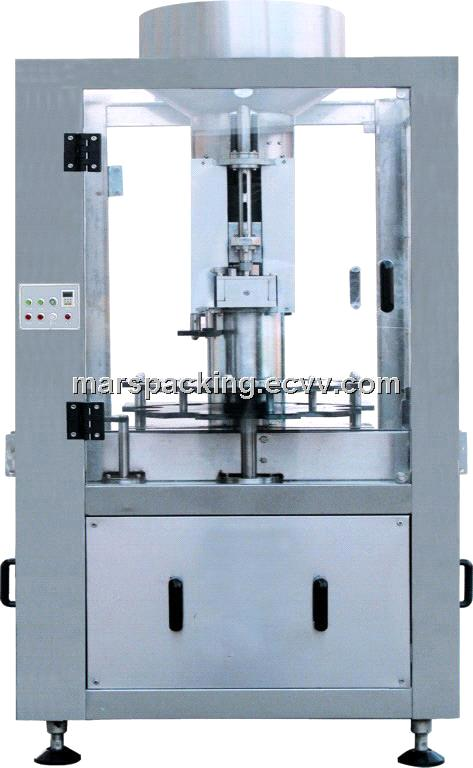 Wood Cork Capping Machine for Grape Wine Bottle
