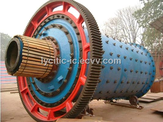 Ball Mill for Coal Manufacturing
