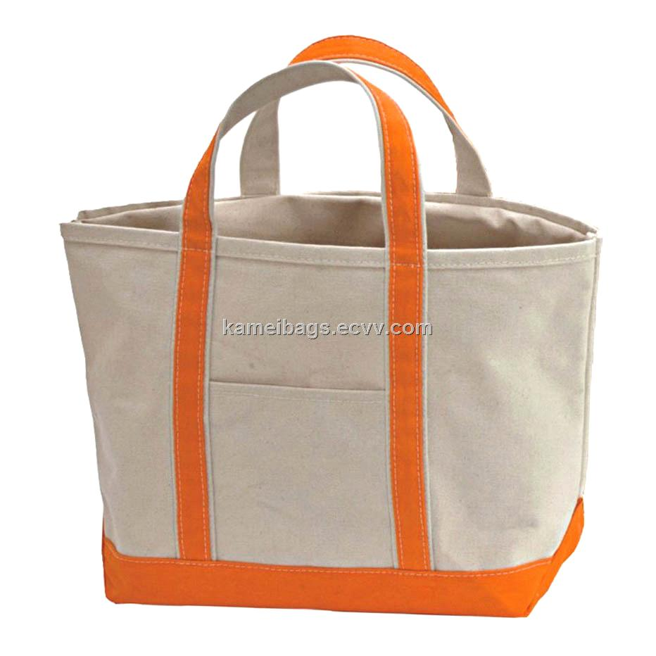 Canvas Bag Km Cab0022 Tote Cotton