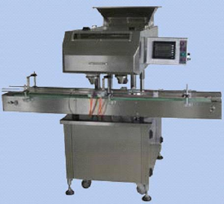 GS-16 Automatic  Capsule Counting and Filling Machine