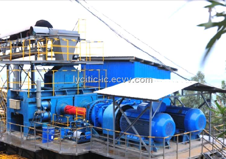 High Pressure Roller Mill for Metallurgy Industry