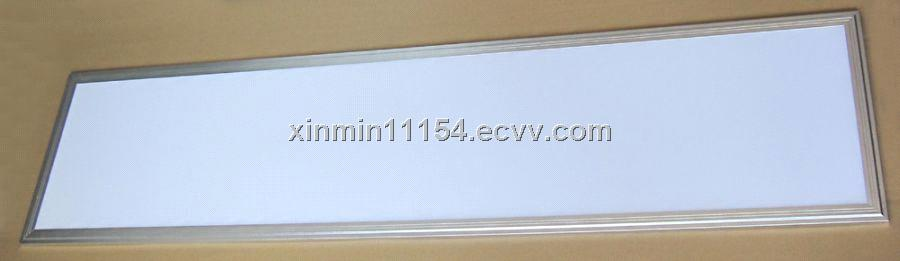 High lumen ultra-thin  LED panel light price 5400lm 300*1200mm CE RoHs certificates