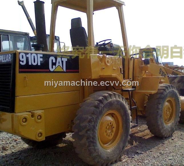 Hot !!! Used Caterpillar CAT 910F wheel loader for sale