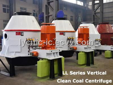 LL Series Vertical Centrifuge for Coal Washing