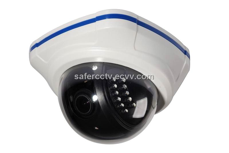 OSD Menu Sony Color CCD Camera  IR LED Camera 420TVL IR Dome Camera