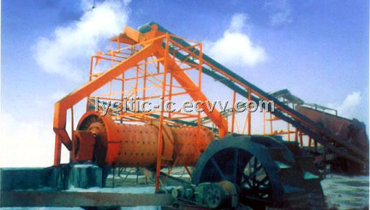Rod Mill for Sand Making