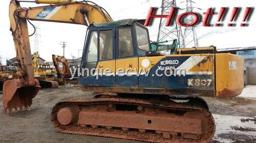 Used Kobelco SK07N2 Japan Excavator from China Manufacturer