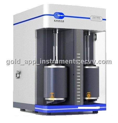 V-Sorb 4800P surface area and micropore size analyzer