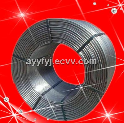 calcium aluminum cored wire alloy(china steel niobium news)