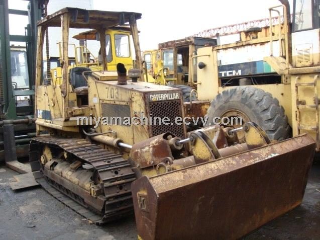 cat bulldozers, CAT D3C bulldozer, used cat dozer
