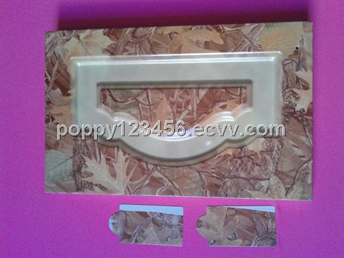 heat transfer printing paper for -building board