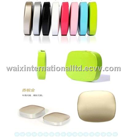 portable power bank on hot sale 3000mah