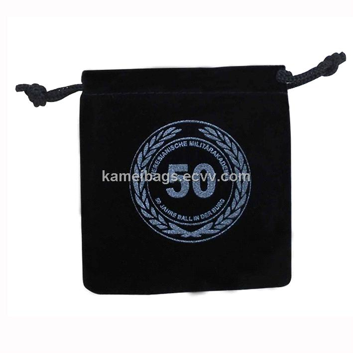 Velour Bag/Pouch (KM-VEB0043), Gift Bags, Drawstring Bags, Promotion Packing Bags, Jewelry Bags