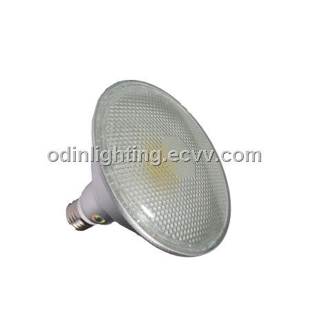 Waterproof PAR38 COB led spotlight 10w