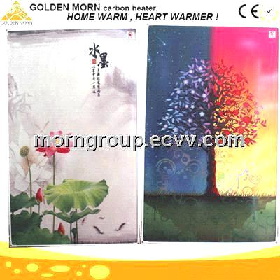 Far Infrared Electric Carbon Crystal Inside Wall Heating Panels
