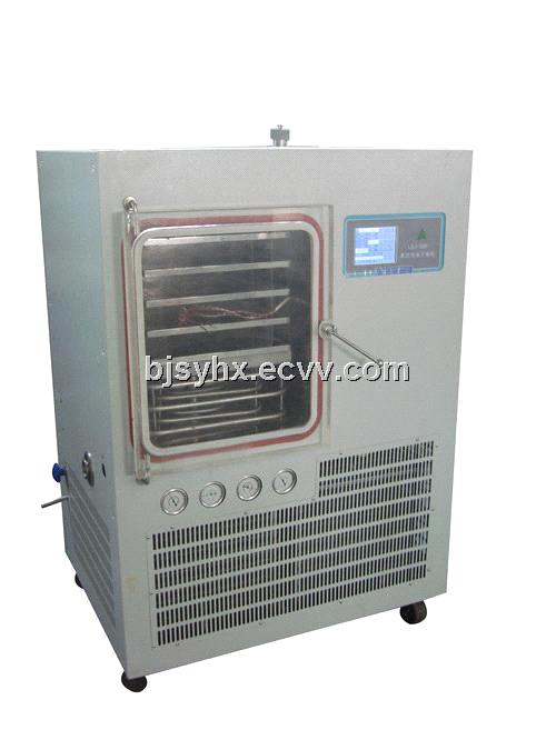 Vacuum Freeze Drying Machine (LGJ-50F)