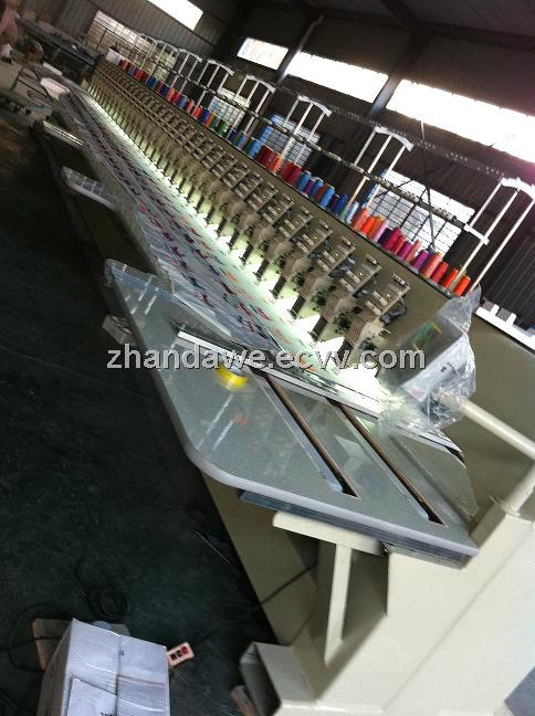 33 MULTI HEAD EMBROIDERY MACHINE