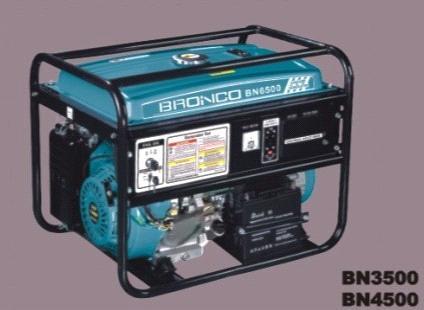 3KW, 3KVA Gasoline Generator