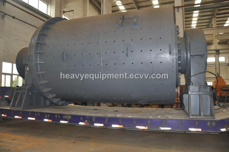 Advanced Ore Ball Mill Capacity 4-10t/h ISO
