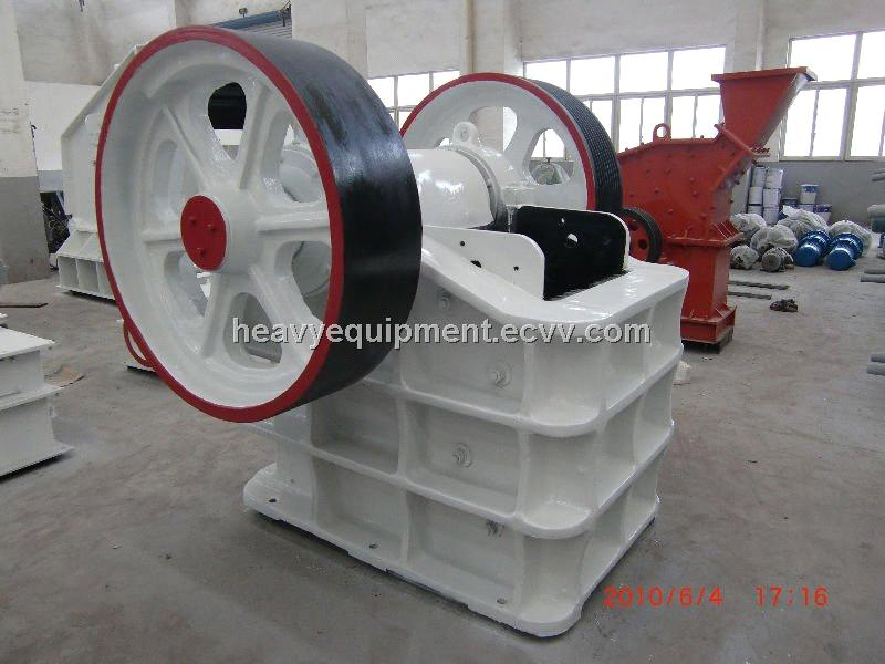 Mature Rock Jaw Crusher Sold to Russia