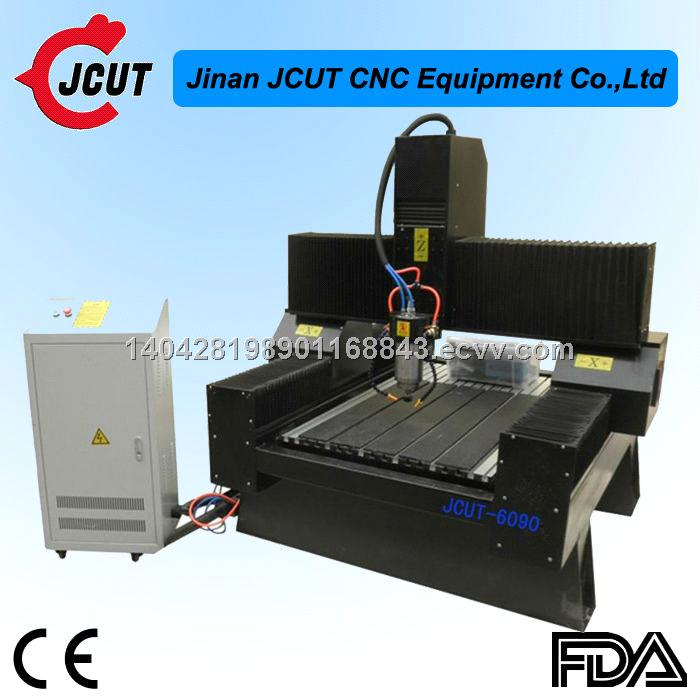 Mini CNC Router for Metal and Stone  JCUT-6090