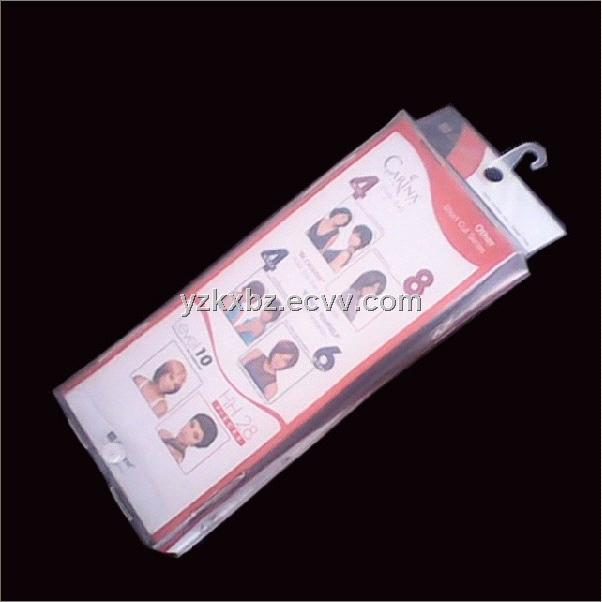 Plastic Hair Extension Packaging Bag Purchasing Souring Agent