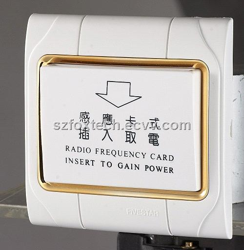 RF Card Energy Saving Switch( FES-305)