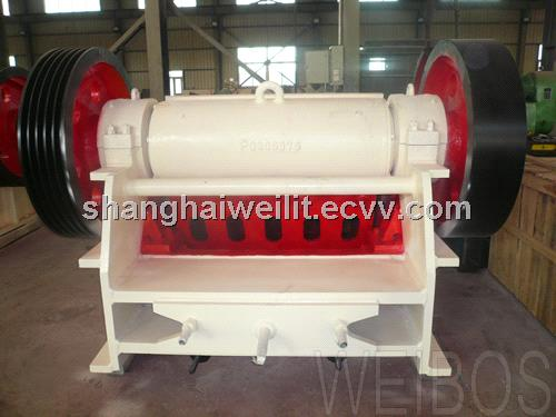 WEIBOS Good Quality Jaw Crusher