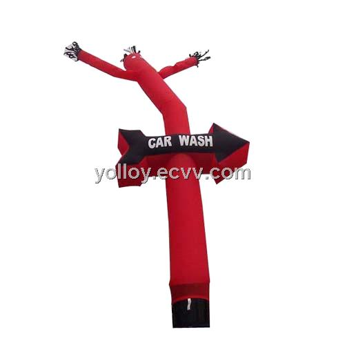 Car Wash Inflatable Air Sky Dancer