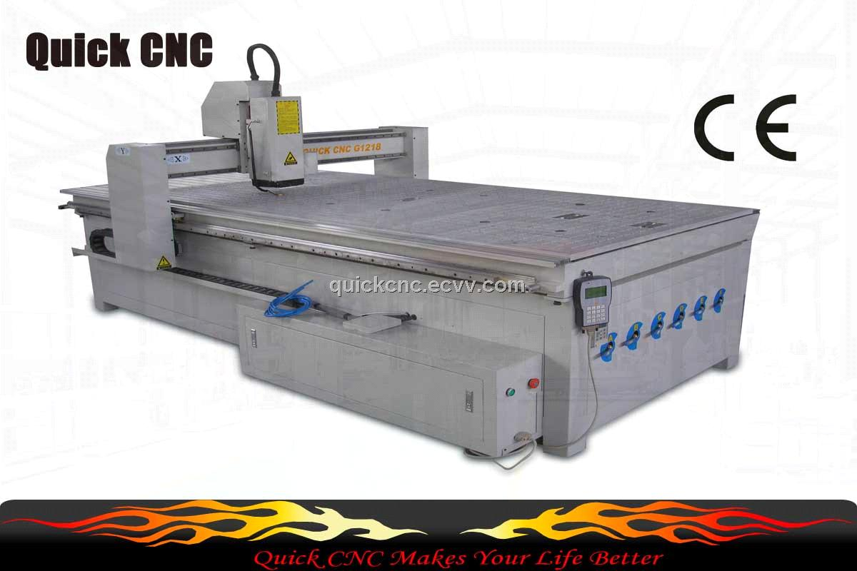 CNC Metal Router K30MT/1212