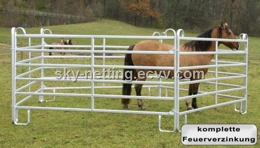 Galvanized Horse Fence / Wholesale Horse Fencing / Fence Ideas